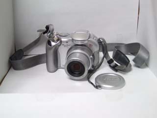 前のカメラ