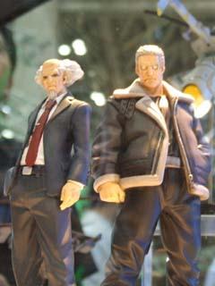 課長とバトー