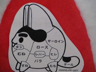 犬福の中身