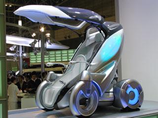 昨年のトヨタのコンセプトカー